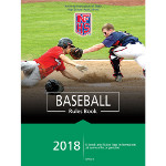 2017 BASEBALL RULES BOOK (September)