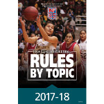 2017-18 Basketball Rules by Topic