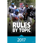2016 Football Rules by Topic (June)