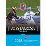 2018 Boys Lacrosse Rules Book