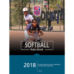 2017 Softball Rules Book (September)