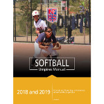 2018 & 2019 Softball Umpires Manual