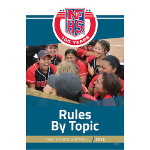 2019 Softball Rules by Topic