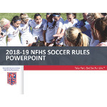 2018-19 Soccer PowerPoint