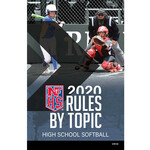 2020 Softball Rules by Topic