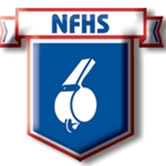 NFHS Coaches Logo Pin