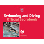 Swimming & Diving Scorebook