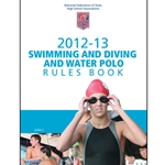 2012-2013 Swimming & Diving Rule Book (Due In Stock July 2012)