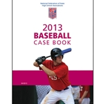 2013 Baseball Case Book (Due In Stock October 2012)