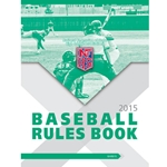 2015 Baseball Rules Book