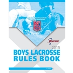 2015 Boys Lacrosse Rules Book