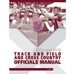 2015-16 Track & Field Officials Manual