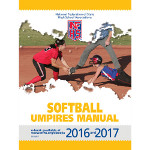 2016 & 2017 Softball Umpires Manual