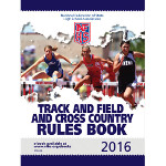 2016 Track & Field Rules Book