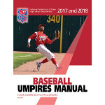 2017 & 2018 Baseball Umpires Manual (September)