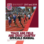 2017 & 2018 Track & Field Officials Manual (November)