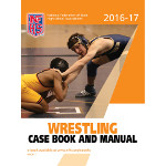 2016-17 Wrestling Case & Officials Manual (August)