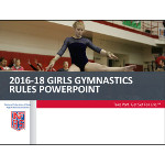 2016-17 Girls Gymnastics Powerpoint (June)