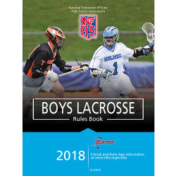 2017 Boys Lacrosse Rules Book