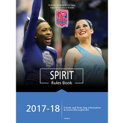 2016-17 Spirit Rules Book (June)