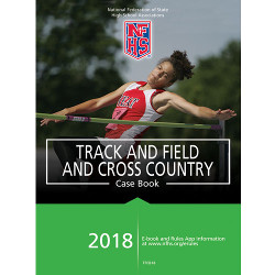 2018 Track & Field Case Book