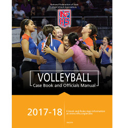 2016-17 Volleyball Case & Officials Manual (May)