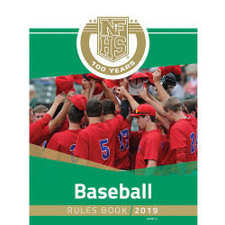 2019 BASEBALL RULES BOOK