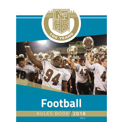 2018 Football Rules Book