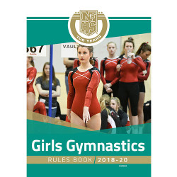 2018-20 Girls Gymnastics Rules Book