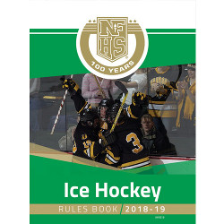 2018-19 Ice Hockey Rues Book