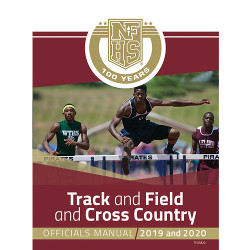 2019 & 2020 Track & Field Officials Manual
