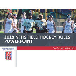 2018 Field Hockey Power Point