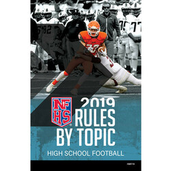 2019 Football Rules by Topic