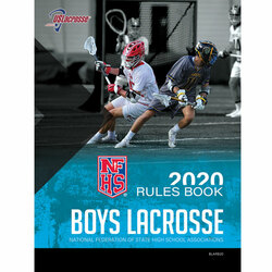 2020 Boys Lacrosse Rules Book