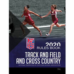2020 Track & Field Rules Book