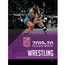 2019-20 Wrestling Rules Book