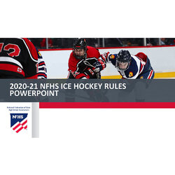 2020-21 Ice Hockey PowerPoint