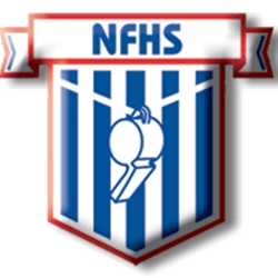 NFHS Officals Logo Pin
