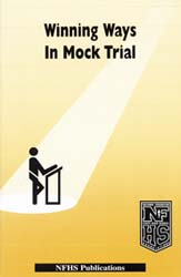 Winning Ways In Mock Trial