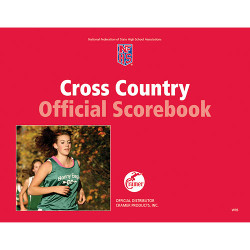 Cross Country Scorebook
