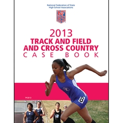2013 Track & Field Case Book (Due In Stock October 2012)