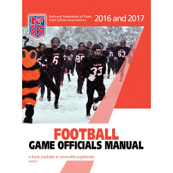 2016 & 2017 Football Officials Manual