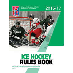 2016-17 Ice Hockey Rues Book