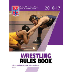 2016-17 Wrestling Rules Book (July)