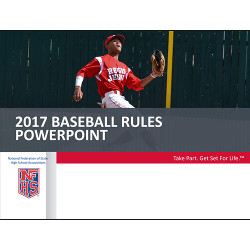 2017 Baseball Powerpoint (October)
