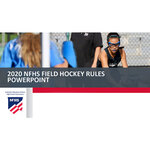 2020 Field Hockey Power Point
