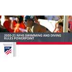 2020-21 Swimming & Diving PowerPoint