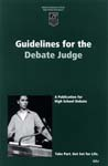 Guidelines For The Debate Judge